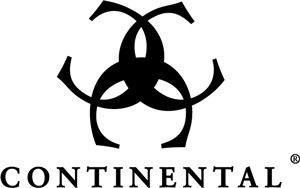 continental clothing logo