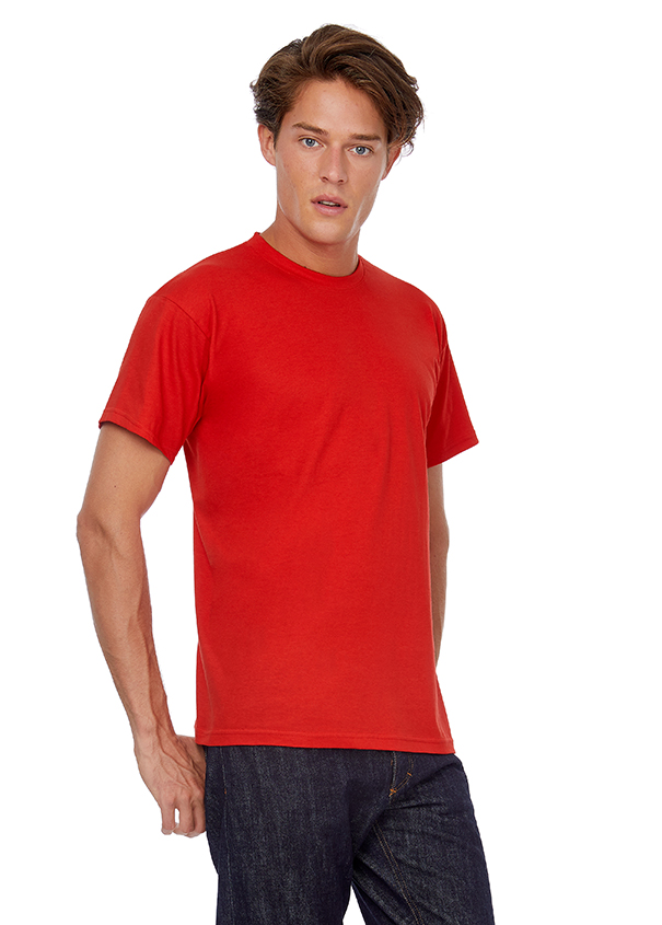 Promotie T-shirts mannen rood